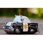 хоби модели на полицейски автомобили колички
