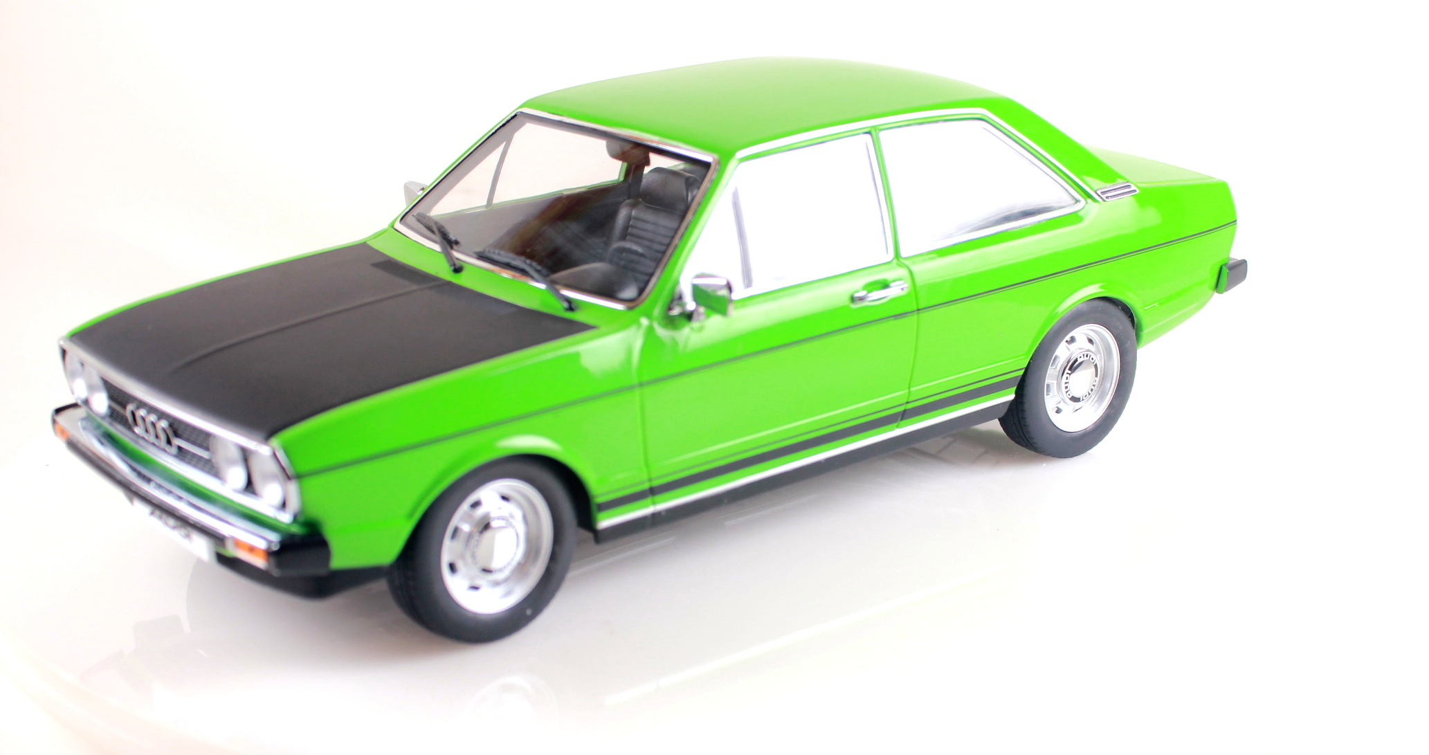 AUDI 80 GTE COUPE 1974 - Метални хоби колички за колекционери. Мащаби 1/18 1/24 1/43 1/64