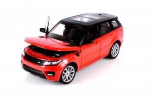 range rover diecast model cars