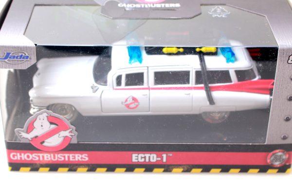 Ecto-1 колекционерски хоби модел