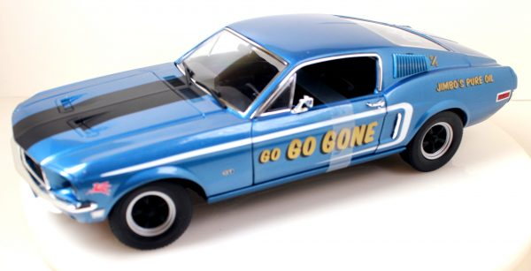 Метална хоби количка Форд мащаб 1:18 колекционерски