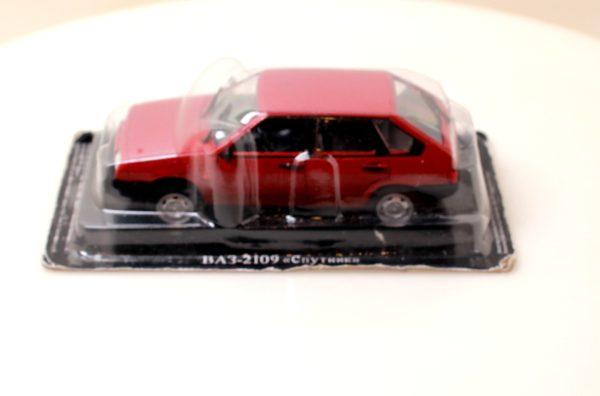 Lada sputnik колекционерски хоби модел