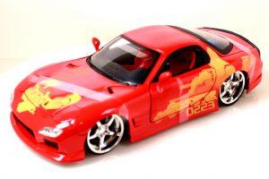 Mazda-RX7-колекционерски хоби модел -2