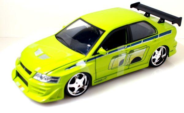 Mitsubishi Лансер Ево хоби модел метален