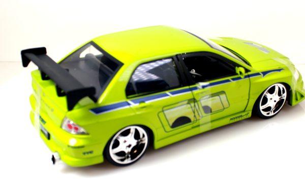 Mitsubishi Лансер Ево колекционерски хоби модел метален