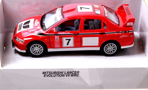 Mitsubishi lancer колекционерски хоби модел