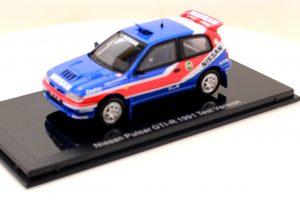 Nissan Pulsar колекционерски хоби модел