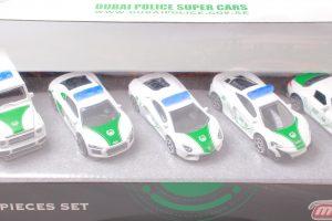 полицейските коли на Дубай колекционерски хоби модел