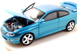 Pontiac GTO колекционерски хоби модел