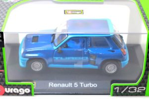 Renault 5 turbo колекционерски хоби модел
