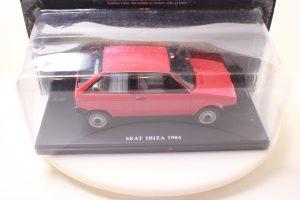 Seat Ibiza колекционерски хоби модел