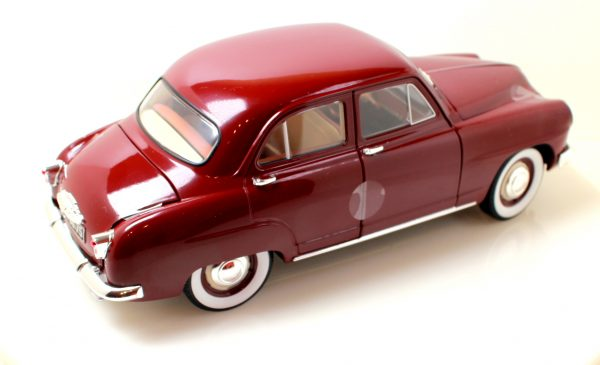Simca 9 колекционерски хоби модел