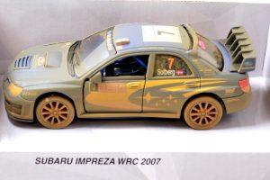 Subaru impreza колекционерски хоби модел