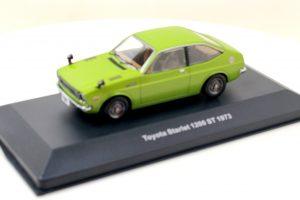 Toyota Starlet колекционерски хоби модел