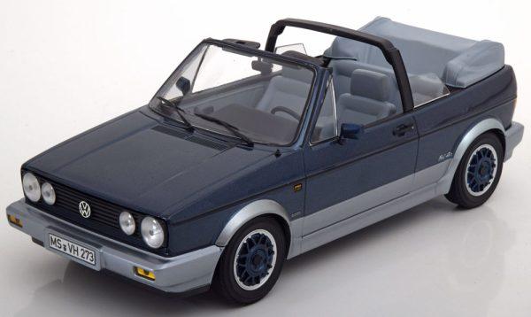 Умален метален хоби модел VW Golf 1 cabrio